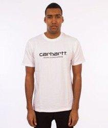 Carhartt WIP-WIP Script T-Shirt White/Black
