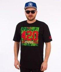 DIIL-420 T-Shirt Czarny/Czerwony