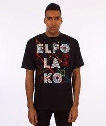 El Polako-GEO Elpo T-Shirt Czarny