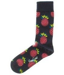 Happy Socks-Pineapple Skarpety [PIN01-6000]