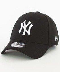 New Era-New York Yankees Diamond Czapka z Daszkiem Czarna/Biała