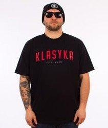 RPS KLASYKA-Klasyka T-Shirt Czarny