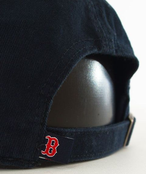 47 Brand-Clean Up Boston Red Socks Czapka z Daszkiem Granatowa