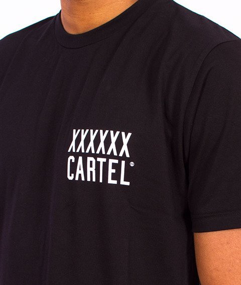 Backyard Cartel-Coach Long T-Shirt Black