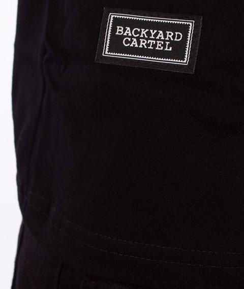Backyard Cartel-Old Wood T-Shirt Czarny