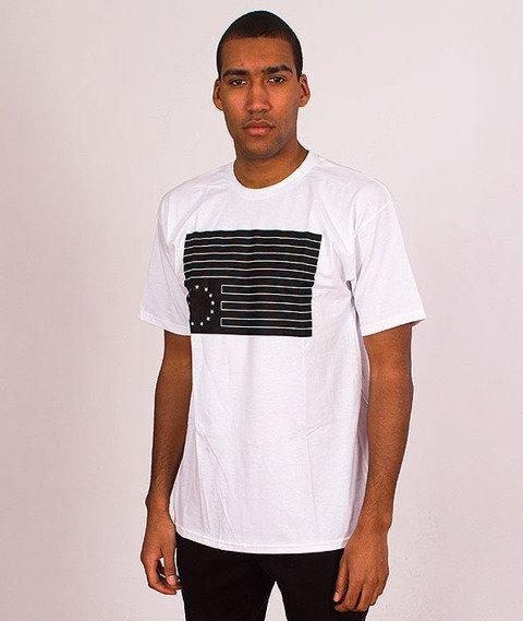 Black Scale-Dark Rebel T-Shirt White