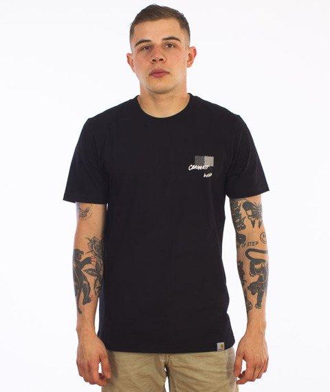 Carhartt-Pixel C T-Shirt Black/White