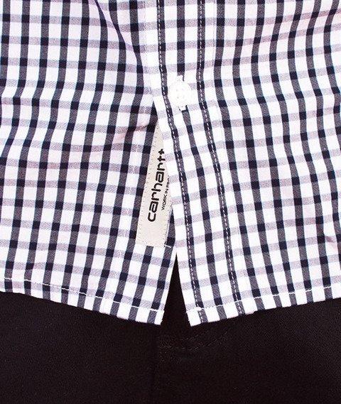Carhartt WIP-Kenneth Shirt Black Check