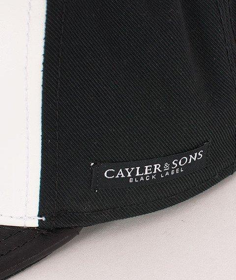 Cayler & Sons-Ace Cap Black/White