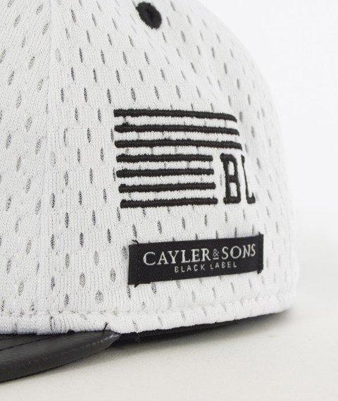 Cayler & Sons-Armed N' Dangerous Cap Snapback White/Black