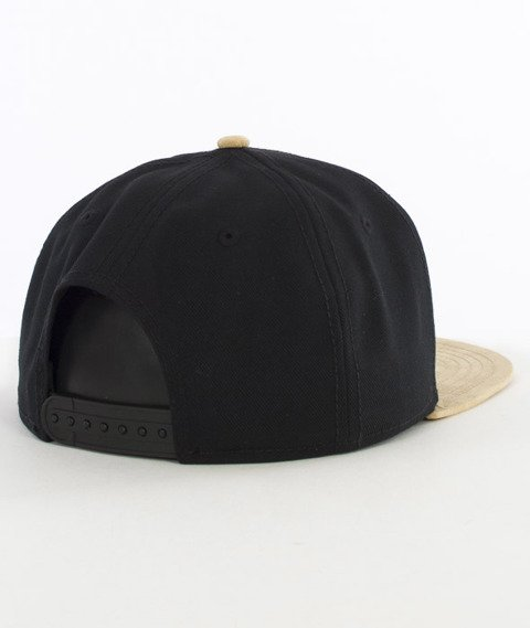 Cayler & Sons-Barber Cap Snapback Black/Gold