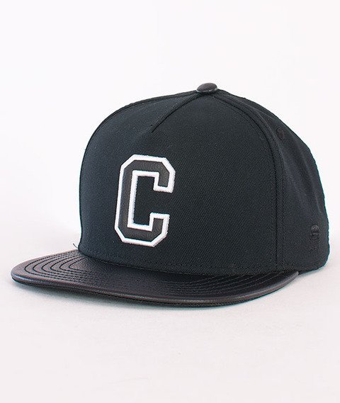 Cayler & Sons-Cee Solid Cap Black/White