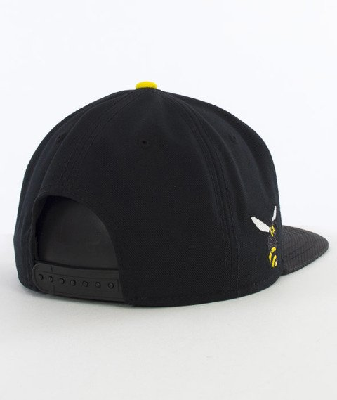 Cayler & Sons-Forever Cap Snapback Black/Yellow/Woodland