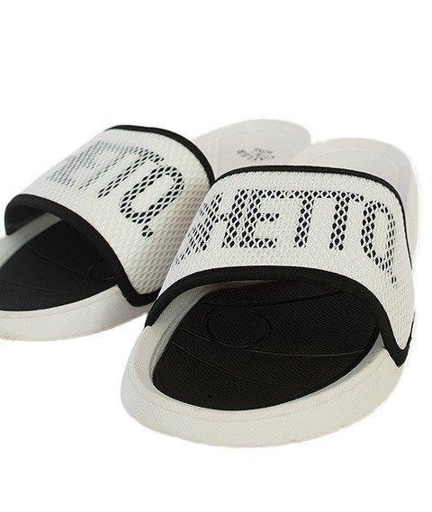 Cayler & Sons-Ghetto Sandals White/Black