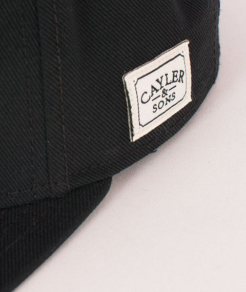 Cayler & Sons-Ivan Antonov Cap Black/Green/White