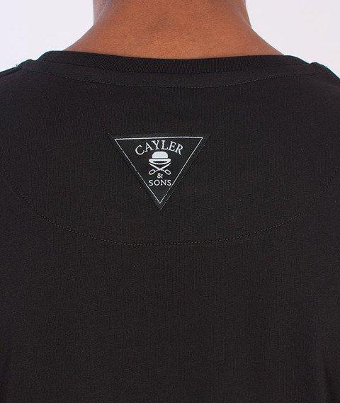 Cayler & Sons-Ivan Antonov T-shirt Black/White