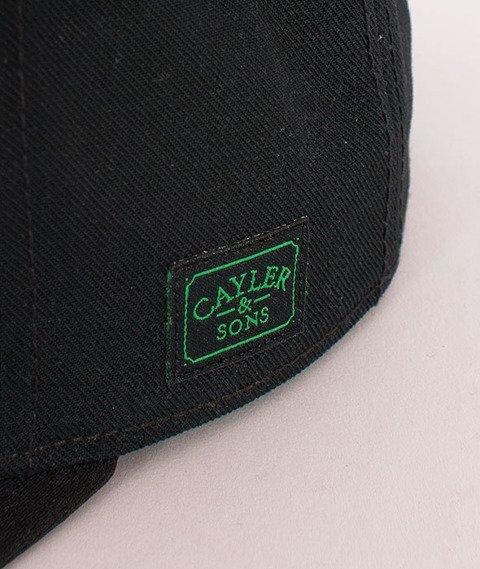 Cayler & Sons-We Get High Cap Black/Grey/Silver