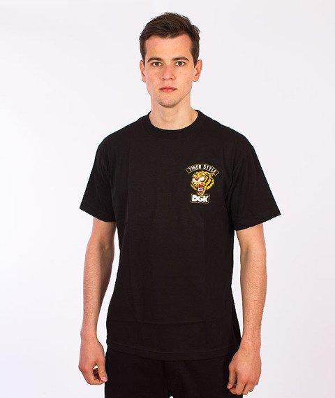 DGK-Tiger Style T-Shirt Czarny