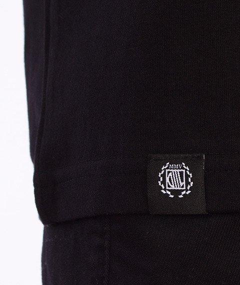 DIIL-Strip T-Shirt Czarny