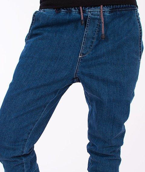 Diamante-Classic 2 Jogger Jeans Light Blue