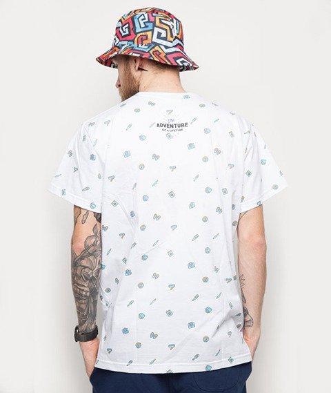 Diamante-DMNT T-Shirt Biały