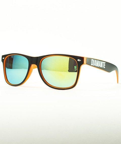 Diamante-Diamante 3 Okulary Pomarańczowe
