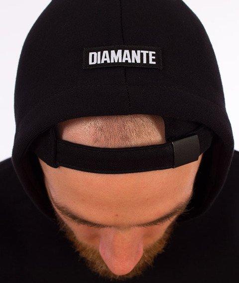 Diamante-Play a Game Bluza Kaptur Czarny
