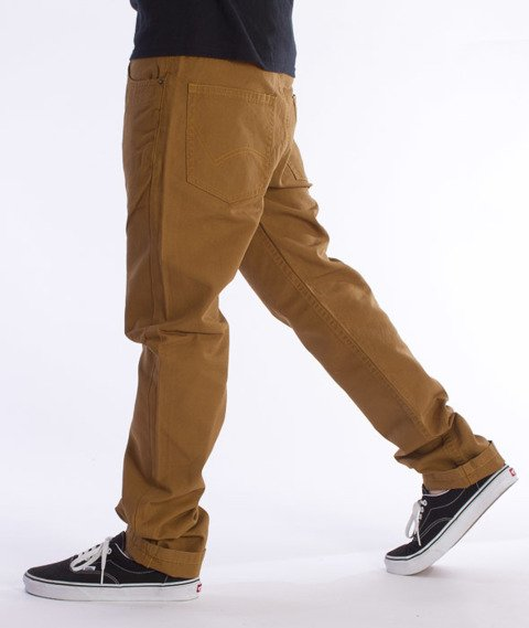 Dickies-Alamo Spodnie Brown Duck