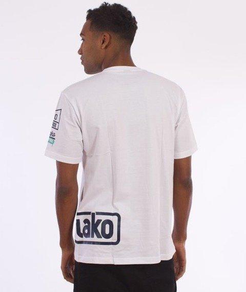 El Polako-Below Elpolako T-Shirt Biały