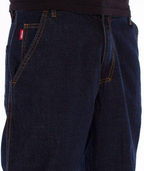 El Polako-Below Regular Jogger Spodnie Dark Blue