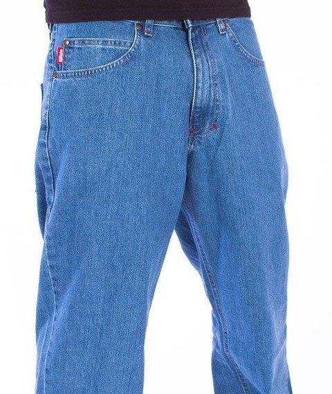 El Polako-Bull Regular Jeans Light Blue