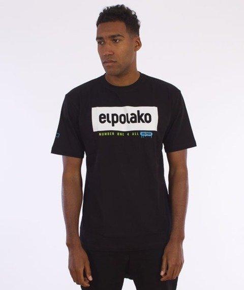 El Polako-Classic 08 T-Shirt Czarny