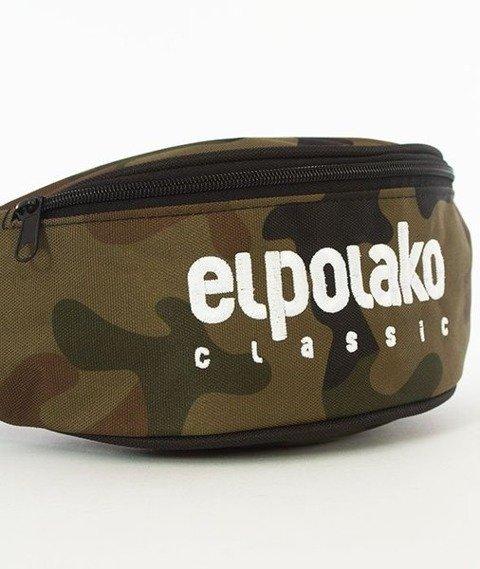 El Polako-Classic Street Bag Nerka Camo