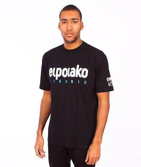 El Polako-Classic T-Shirt Czarny