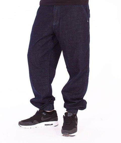 El Polako-ELPK Regular Jogger Jeans Dark Blue