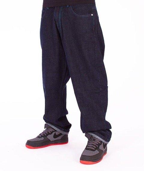 El Polako-Gorilla Baggy Jeans Dark Blue