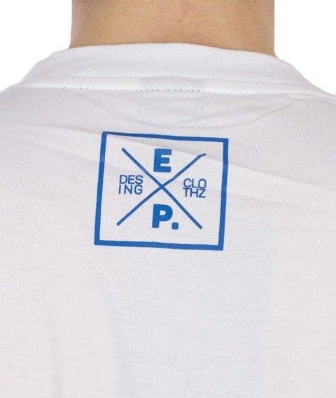 El Polako-Pink Floyd T-Shirt Biały