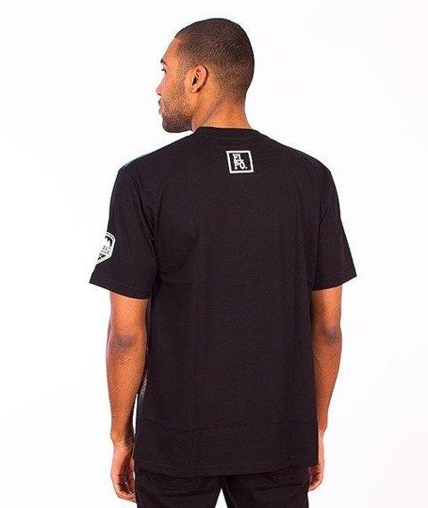 El Polako-Ryś T-Shirt Czarny/Multikolor