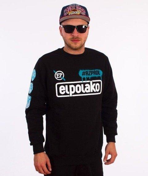 El Polako-#Rzprdl Bluza Czarna