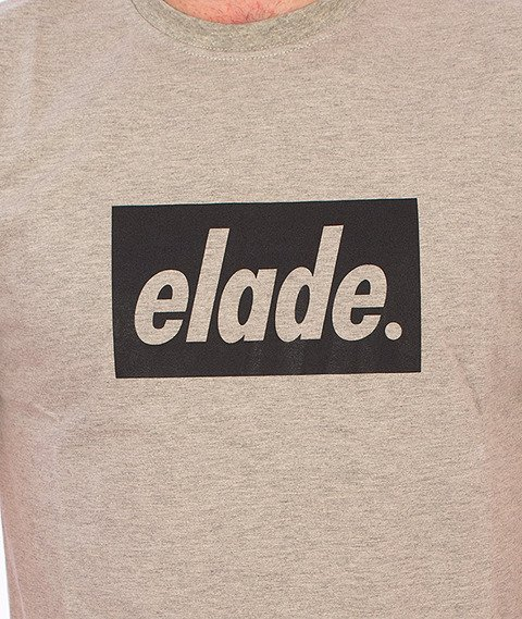 Elade-Box T-Shirt Szary