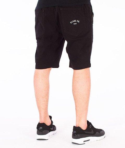 Elade-Elade Co. Krótkie Spodnie Czarne