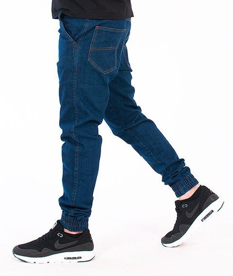 Elade-Jogger Denim Dark Blue
