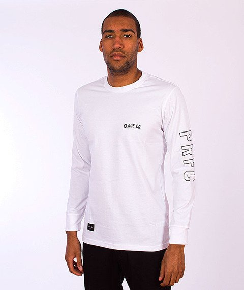 Elade-Our Theory Longsleeve White