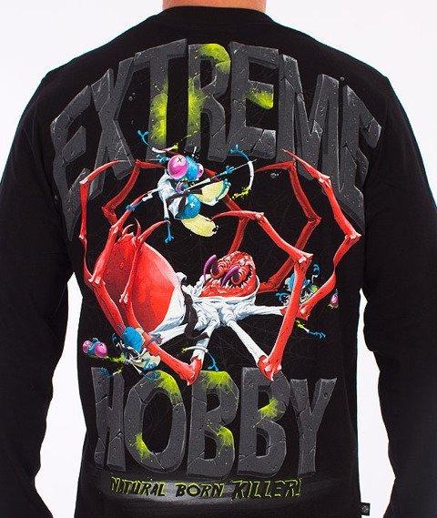 Extreme Hobby-Spider Guard Longsleeve Czarny