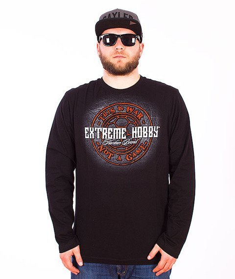 Extreme Hobby-This Is War Longsleeve Czarny