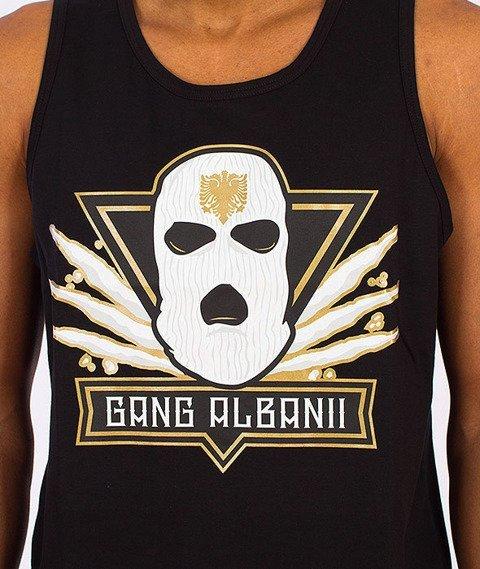 Gang Albanii-Big Kogz Tank-Top Czarny