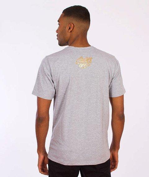 Gang Albanii-Skun T-Shirt Szary