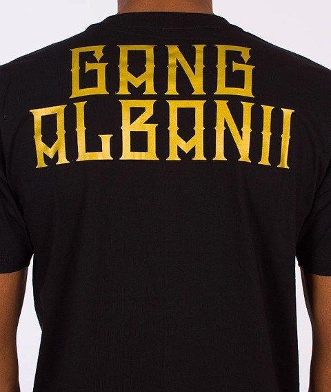 Gang Albanii-Type Kogz T-Shirt Czarny