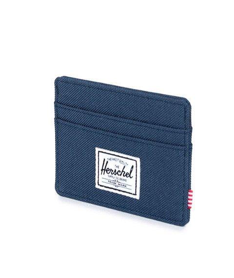 Herschel-Charlie Wallet Navy [10045-00007]