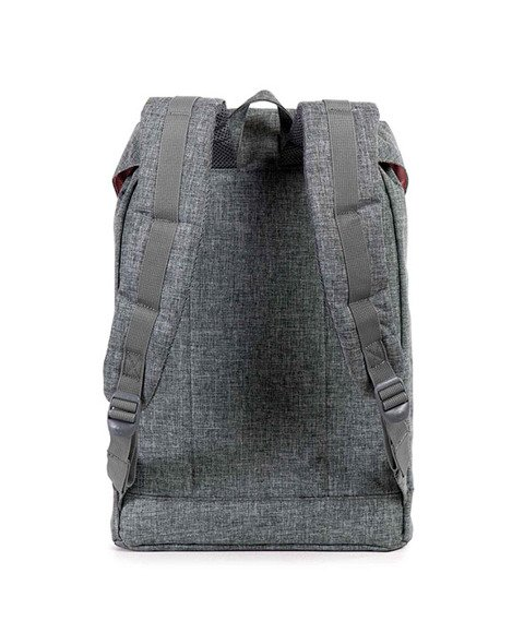 Herschel-Retreat Backpack Raven Crossh [10066-00919]